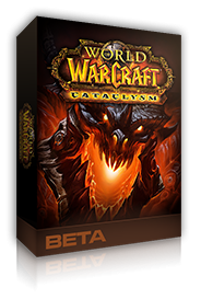 Cataclysm beta